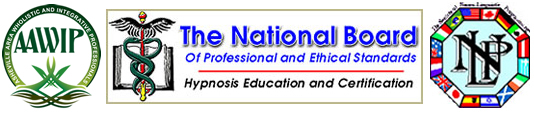 Member Asheville (NC) Area Wholistic Integrative Professional, National Board, NLP